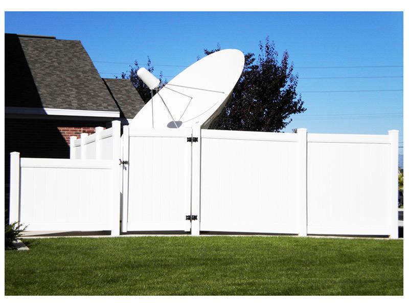 USA Vinyl - Fence Installation Center